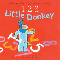Final book search results 123 little donkey by rindert kromhout with illustrations by annemarie van haeringen fandeluxe Image collections