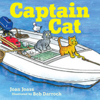 Captain Cat by Joan Joass and illustrated by Bob Darroch