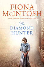 The Diamond Hunter by Fiona McIntosh