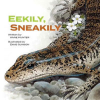 Eekily Sneakily by Anne Hunter and Dave Gunson