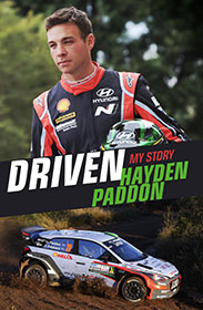 Driven: My Story by Hayden Paddon