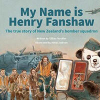 My Name is Henry Fanshaw by Gillian Torckler