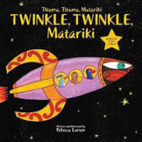 Twinkle, Twinkle, Matariki by Rebecca Larsen