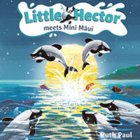 Little Hector Meets Mini Maui by Ruth Paul