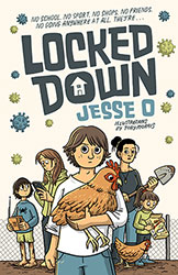 Locked Down by Jesse D, illustrations by Toby Morris