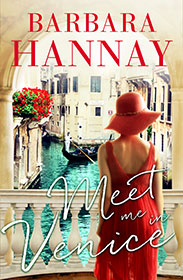 Meet me in Venice by Barbara Hannay – Adult Fiction