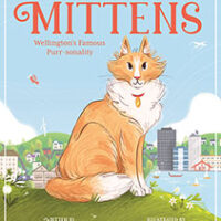 Mittens, Wellington's Famous Purr-sonality by Silvio Bruinsma
