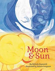 Moon & Sun by Melinda Szymanik_illustrated by Malene Laugesen