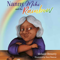 Nanny Mihi and the Rainbow by Melanie Drewery and ilustrated by Tracy Duncan