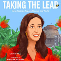 Taking the Lead by David Hill and Illustrated by Phoebe Morris