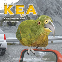 KEA – Curiouser and Curiouser by Annemarie Florian and Alistair Hughes